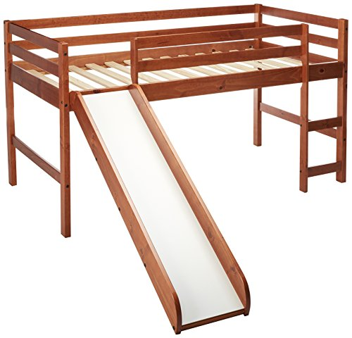 Donco Kids 750TE Series Bed, Twin, Light Espresso