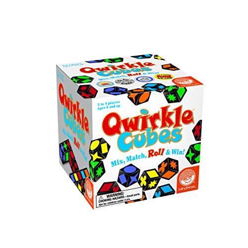 MindWare クワークルキューブ Qwirkle Cubes ボードゲーム 42034 正規品