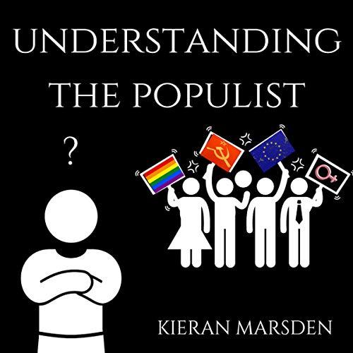Understanding the Populist audiobook cover art