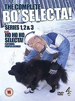 The Complete Bo' Selecta! - Series 1, 2 & 3 Plus Ho Ho Ho Selecta!
