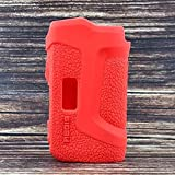 Silicone Case for Geekvape Aegis Boost Pro Protective Soft Rubber Cover Terxture Skin Sleeve (red)