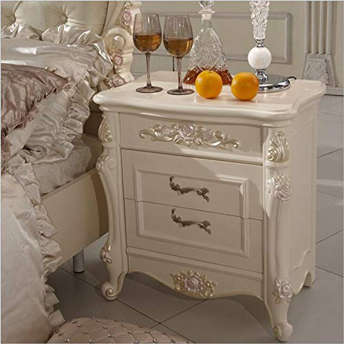KAIBINY YY bed Fashion European French Carved bed nightstands 10307