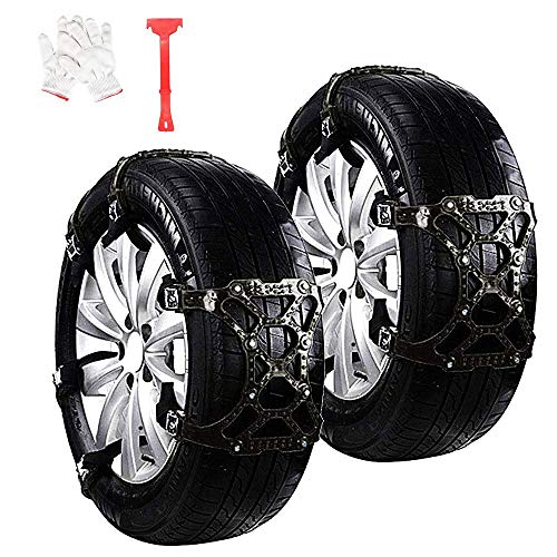 Top 9 Best Snow Tire Chains Tire Traction Aids For Cars
