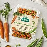 Obrador Sorribas Ensalada Preparada de Zanahoria y Guisantes, 240g (Refrigerado)