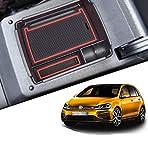 Caja Almacenamiento Apoyabrazos Para V olkswagen Golf 7 Consola Central Caja Almacenamiento Apoyabrazos Caja Interior Center Armrest Storage Box