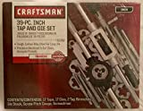 Craftman 39-pc Inch Tap and Die Set by Craftsman