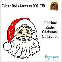 OLDTIME RADIO SHOWS CHRISTMAS COMPILATION Old Time Radio (OTR) Mp3 DVD Over 500 Shows