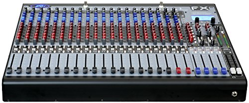 Peavey FX2 24 Channel Non-Powered Mixer with USB and Effects