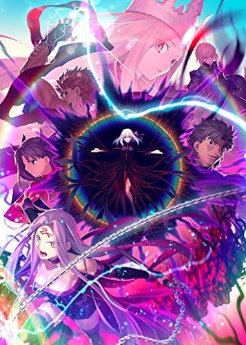 【Amazon.co.jp限定】劇場版「Fate/stay night [Heaven's Feel]」III.spring song(メーカー特典:「ジャケットイラスト使用A3クリアポスター」付)(オリジナル特典:「F3サイズキャラファインキャンバスアート」付)(完全生産限定版) [Blu-ray]