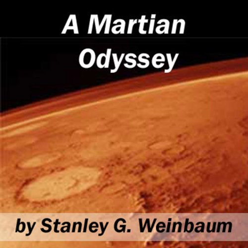A Martian Odyssey audiobook cover art