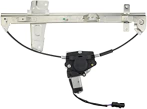 A-Premium Power Window Regulator with Motor for Jeep Grand Cherokee WJ 2001-2004 Front Left Driver Side