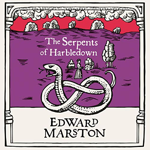 The Serpents of Harbledown cover art
