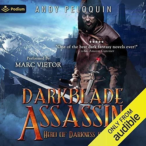 Darkblade Assassin cover art