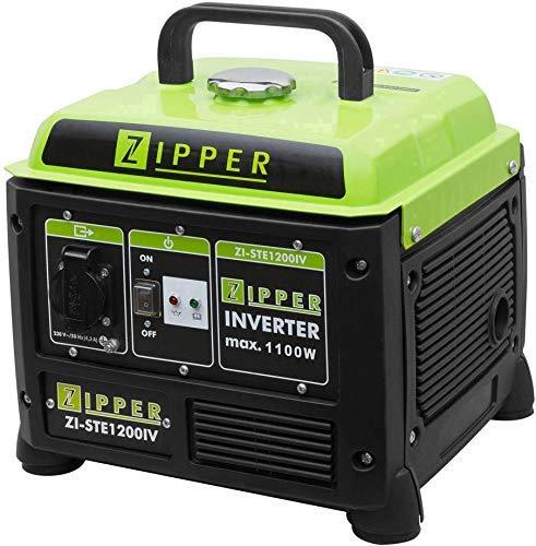 Zipper - Generador eléctrico Inverter ZI-STE1200IV