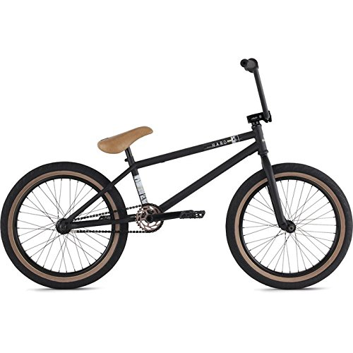 BMX Haro Plaza Freestyle 21' RH 29 cm 20' in blue oder black, Farben:black