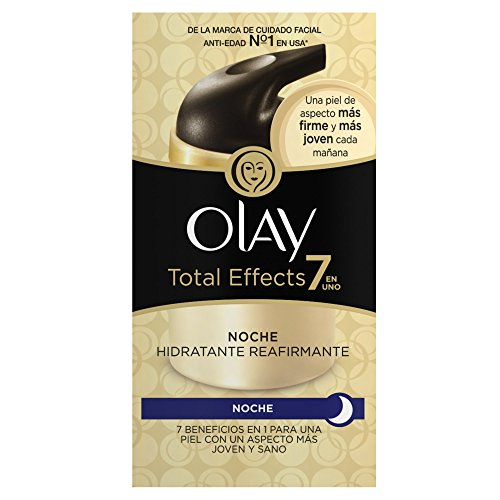 Olay Total Effects 7en1 Anti-Edad Reafirmante de Noche - 50 ml