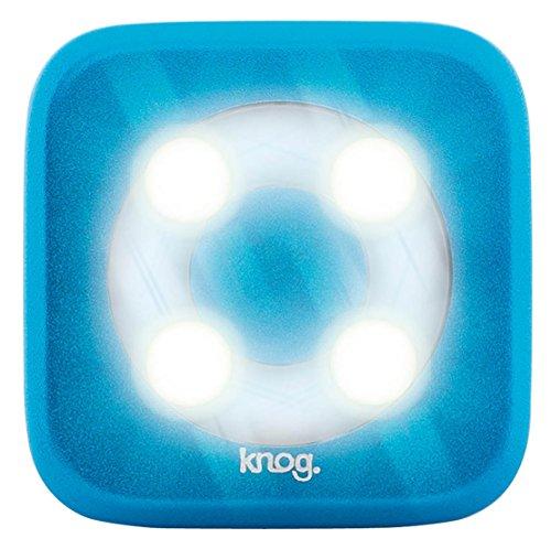 KNOG Blinder 4 Standaard blauw achterlicht