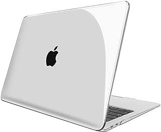 TOWOOZ【2019改良型】MacBook Pro 16 ケース 2019年11 月発売 16 インチ MacBook Pro 保護 プラスチック ハードケース 薄型 耐衝撃性 全面保護 ハードケース (MacBook Pro 16インチ, 透明)