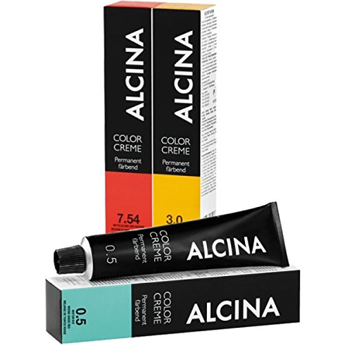 Alcina Color Creme 5.0 hellbraun 60 ml