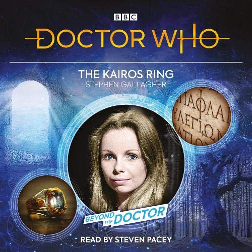 Couverture de Doctor Who: The Kairos Ring