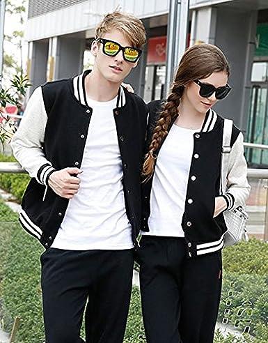 Baseball Jacket Unisex College Jacke Varsity Jacket Couple Sweater Pullover 1 Piece