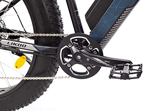 Fitifito FT26 Elektrofahrrad Fatbike Bild 3*