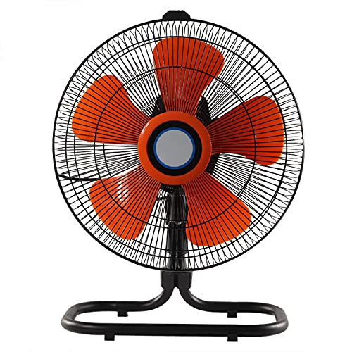 ZTIAN Ventiladores De Aterrizaje, Ventiladores De Ahorro De Energía De Mesa, Interruptores Traseros, Ventiladores Super Ajustables De Tres Velocidades, Ventiladores Industriales, Adecuados para