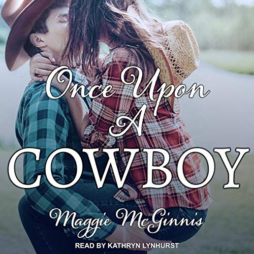 Once Upon a Cowboy audiobook cover art