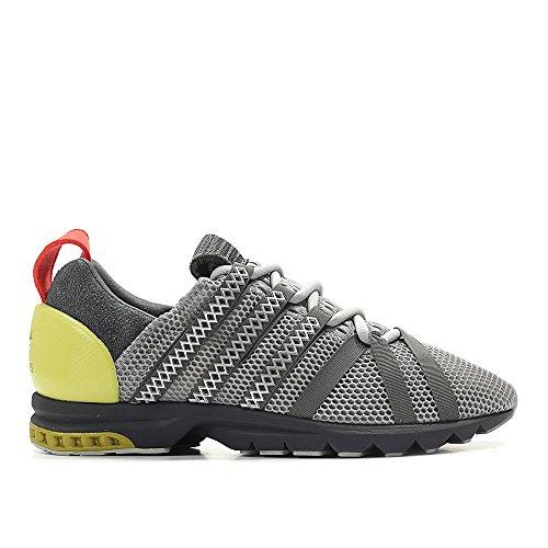 adidas Consortium Adistar Comp AD - Zapatillas de Trabajo para Hombre, Color Gris Claro, Onix Tech Plateado, metálico, Negro, Blanco, Talla 10,5 EU