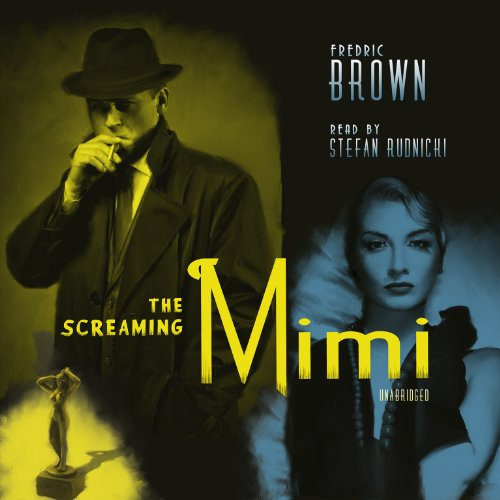 The Screaming Mimi audiobook cover art
