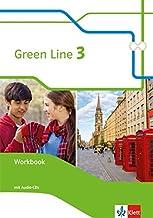 Green Line 3: Workbook mit 2 Audio-CDs Klasse 7 (Green Line. Bundesausgabe ab 2014)