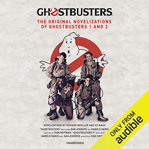 Ghostbusters cover art