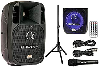 Alphasonik 8