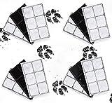 Kenley Filtro para PetSafe Drinkwell Fuente de Agua para Mascotas, Perros y...