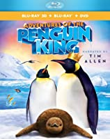 Adventures of the Penguin King [Blu-ray] [Import]