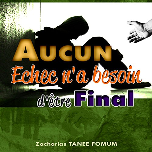 Aucun Echec N'a Besoin D'être Final [No Failure Needs to Be Final] audiobook cover art