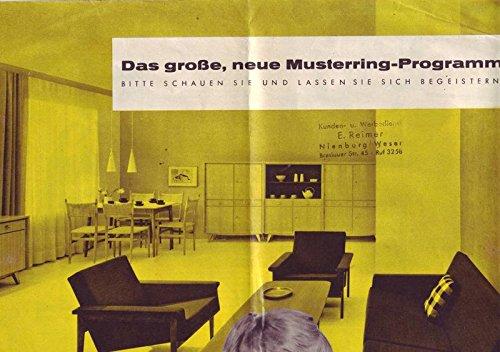 Musterring-Möbel-Verkaufshaus Das große, neue Musterring-Programm