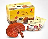 2 Boxes DXN Lingzhi Black Coffee 2 in 1 Ganoderma 20 Sachets