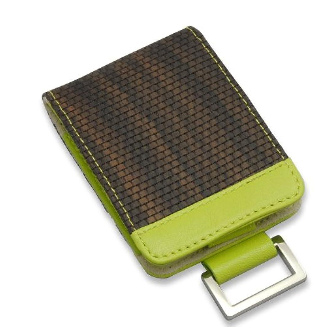 無条件グローブ革新木織Tennage 黒檀 グリーン for iPod nano 3rd KT-KNN3-GR
