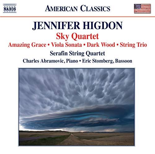 Higdon: Early Chamber Works [Serafin String Quartet, Timothy Schwarz, Lawrence Stomberg] [Naxos: 8559752]