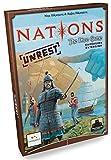 Lautapelit- Games Workshop Nations The Dice Spiel: Unrest Expansion - Juego de Mesa [Importado de Alemania] (LAU00044)