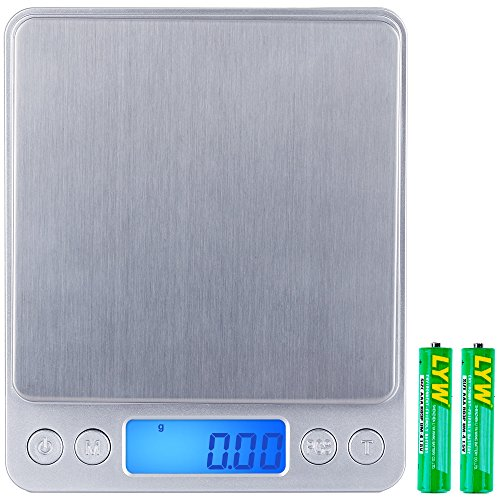 Zacro -   Digitale Waage 500g