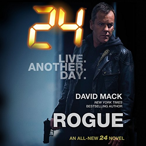 24: Rogue audiobook cover art