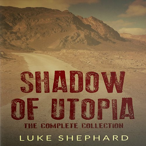 Shadow of Utopia audiobook cover art