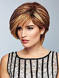 Calling all Compliments Wig Color SS12/22 SHADED CAPPUCCINO - Raquel Welch Wigs 7