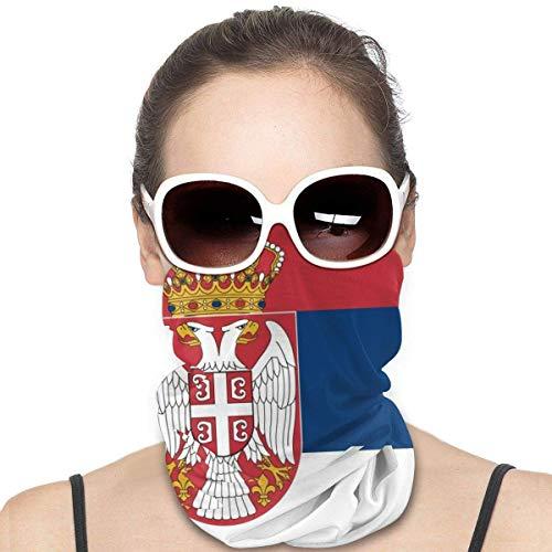 LAKILAN Irán León Y Sol Persa Sombreros Sin Costuras,Diademas para Exteriores,Banda Elástica Ultra Suave,Cubierta Facial,Pañuelo Deportivo
