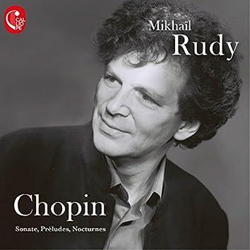 Chopin: Sonates, préludes, nocturnes