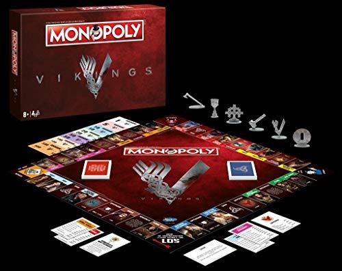 Winning Moves 45533 Monopoly Vikings Zubehör, Gesellschaftsspiel