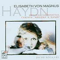 Haydn: Original Canzonettas; Cantata Arianna a Naxos by J. Haydn (2002-05-03)