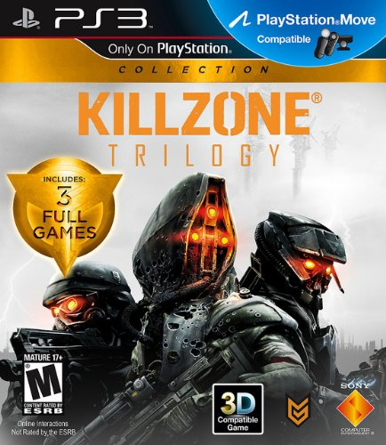Killzone Trilogy Collection (2 Disc)